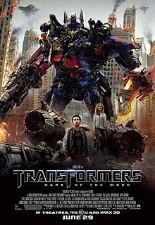 Transformers 3 Ayın Karanlık Yüzü HD İzle | HD