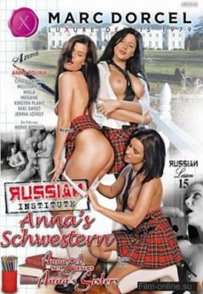Russian Institute Lesson 15 Annas Sister Erotik Filmini izle full izle