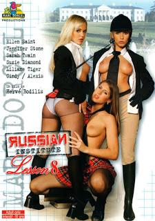 HD Erotik Film izle Russian Institute Lesson 8 tek part izle