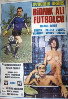 Bionik Ali Futbolcu 1978 İzle