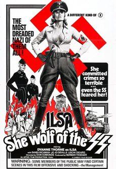 Ilsa: She Wolf of the SS 1975 Nazi Sex Filmi İzle hd izle
